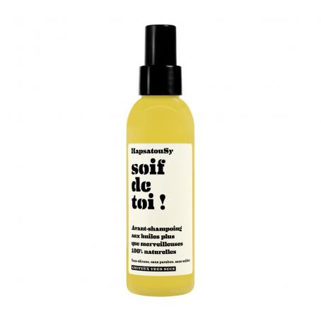 Avant-shampoing 'soif de...