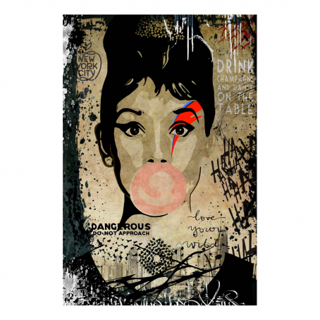Tableau Audrey Bowie