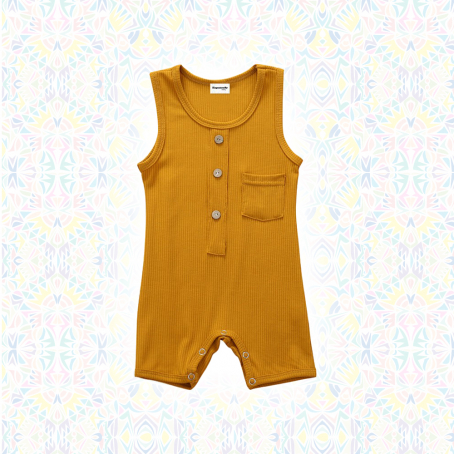 Combi short Ibou - Cannelle