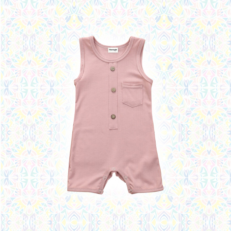 Combi short Ibou - Rose