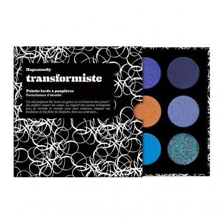 Palette 'transformiste'...