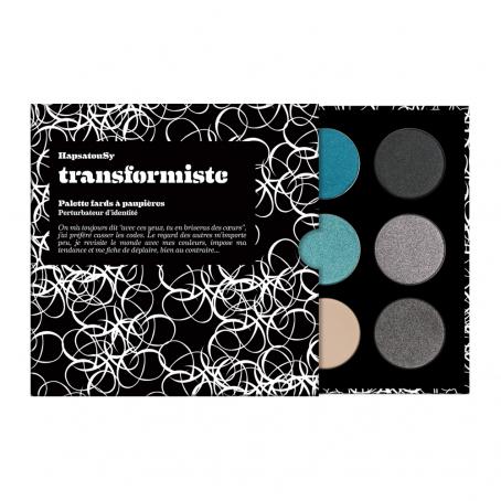 Palette 'transformiste' Berlin