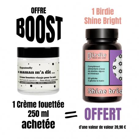 Offre Boost : Crème...