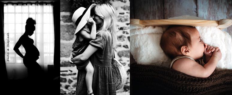 Sélection bébé, enfant, maternité et parentalité | HapsatouSy