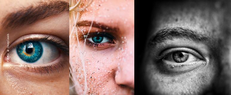 Fards à paupières, faux-cils... illuminer votre regard | HapsatouSy